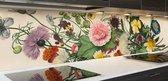 Keuken achterwand Boeket Bloemen 400 x 70 cm