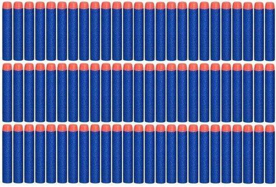 150 Pijlen/Darts/Kogels geschikt voor NERF N-Strike Elite speelgoedblasters