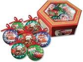 Disney Cars Kerstballen set van 7 stuks