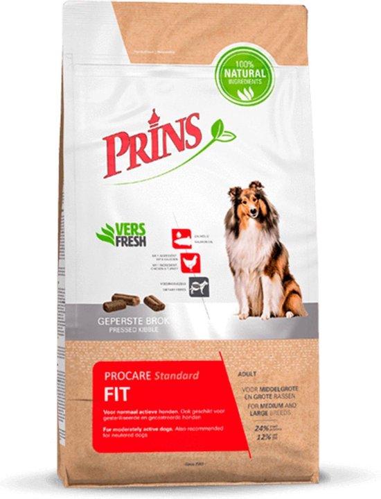 Prins ProCare Standaard Fit 20 kg. - Hond