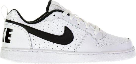 bol.com | Nike Court Borough Low (GS) Sneakers Dames - White ...