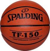 Spalding BasketbalKinderen - oranje/zwart Maat 5: 69-71cm omtrek / 480gram / Geschikt voor mini's
