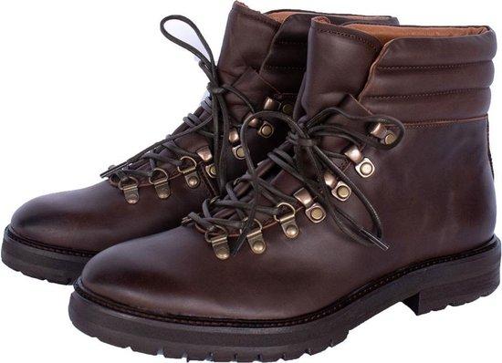 Chet mountain boot - coffee - 101932066 - 44goosecraft