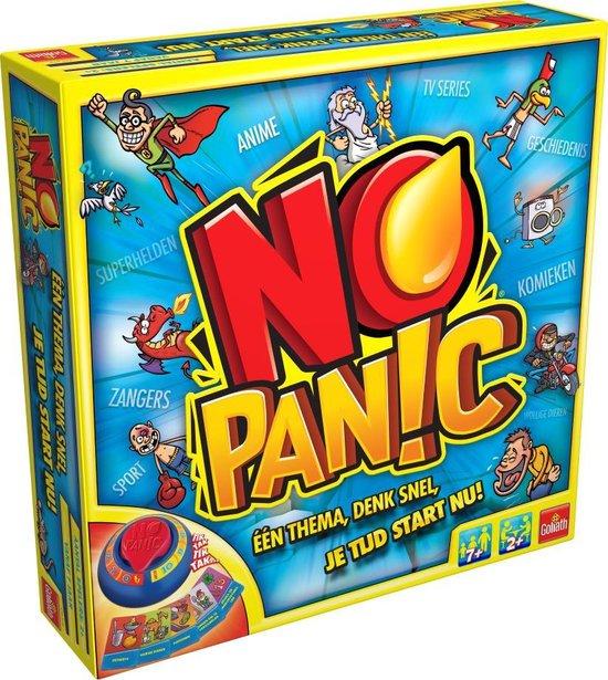 Afbeelding van het spel No Panic Vragen En Kennisspel