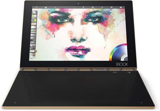 Lenovo Yoga Book - 10.1 inch - 64GB - WiFi - AZERTY - Goud