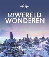 Boek cover Lonely planet  -   101 Wereldwonderen van Lonely Planet (Hardcover)