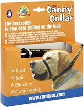 Canny Collar Zwart NR 3 33-38 cm