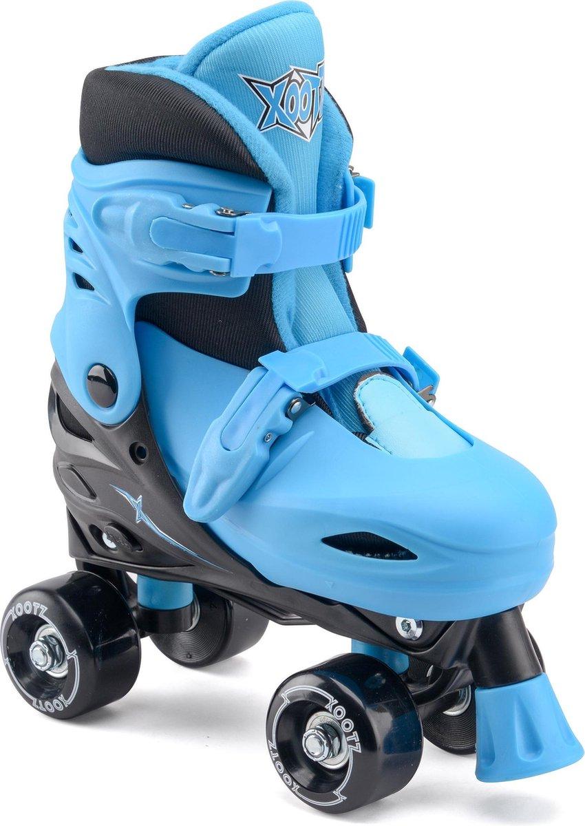 Xootz Rolschaatsen Quad Skates Jongens Blauw Maat 32/35