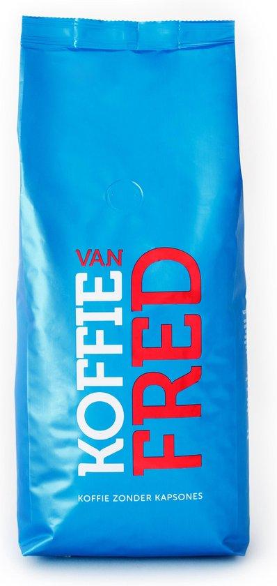 Koffie Van Fred 100% Arabica Koffiebonen - 1 kg