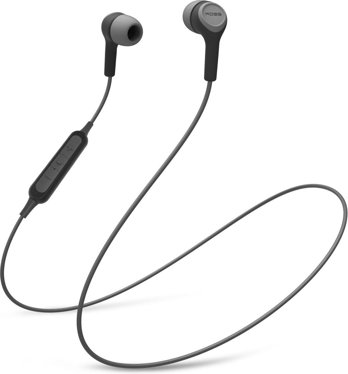 Koss BT115i Headset In-ear Zwart, Grijs