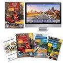 Theorieboek Scooter 2020 Rijbewijs B / Bromfiets Theorieboek / Brommer Theorie Samenvatting / Verkeerborden overzicht / Praktijk informatie / CD-ROM met scooter theorie-examens