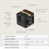 Mini dashcam camera FULL HD 1080P
