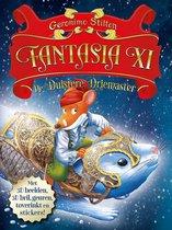 Boek cover Fantasia XI -   Fantasia XI van Geronimo Stilton (Hardcover)