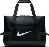 Nike Academy Team Sporttas - zwart - 44 x 29 x 36 cm - small