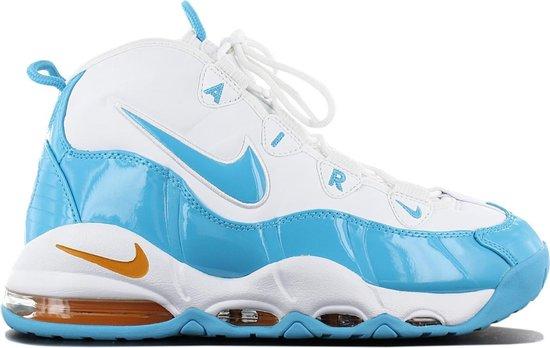 Nike Air Max Uptempo 95 CK0892-100 Heren Basketbalschoenen Sportschoenen Sneaker Wit - Maat EU 41 US 8