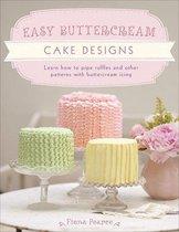 Easy Buttercream Cake Designs