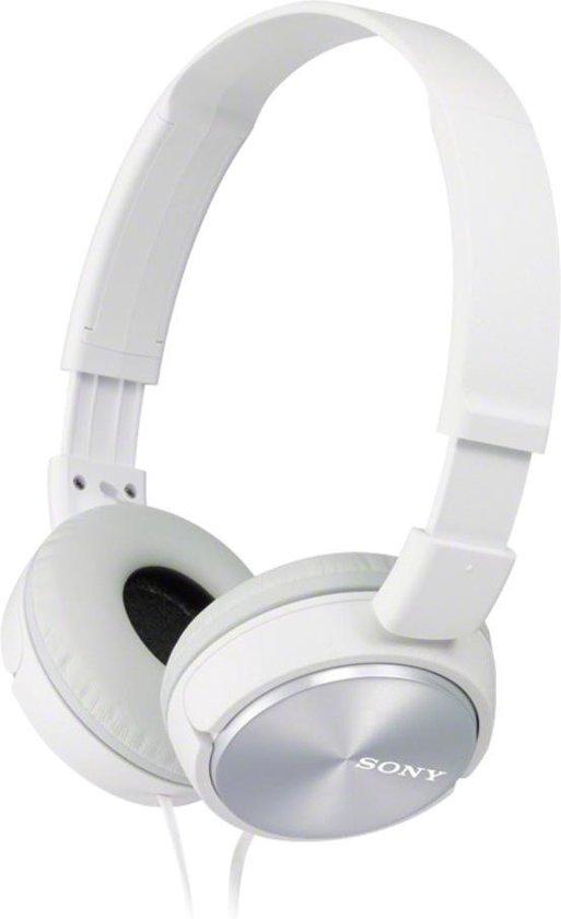 Sony MDR-ZX310 - On-ear koptelefoon - Wit