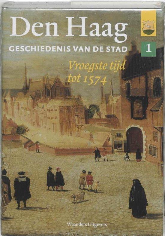 Boek cover Den Haag van Jan Smit (Hardcover)