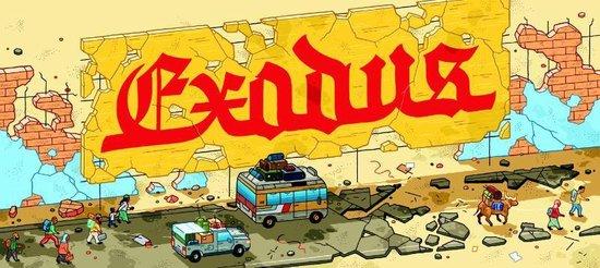 Exodus - Jasper Rietman |
