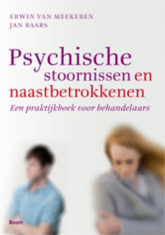 Psychische stoornissen en naastbetrokkenen - Erwin van Meekeren |