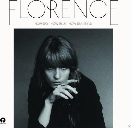 Bol Com How Big How Blue How Beautiful Florence The Machine Cd Album Muziek