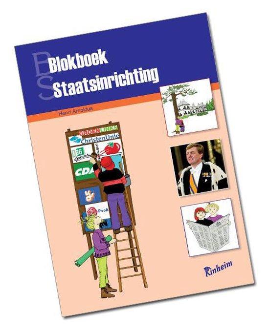 Blokboek Staatsinrichting - Arnoldus, H. |