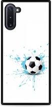 Galaxy Note 10 Hardcase hoesje Soccer Ball