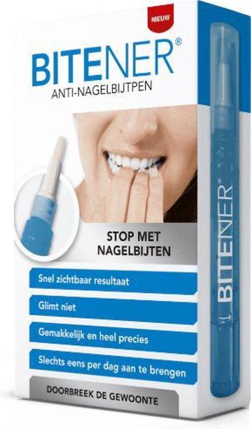 Bitener Anti Nagelbijt / Duimen Pen - Stop met Nagelbijten & Duimzuigen (Bitrex/bytex)