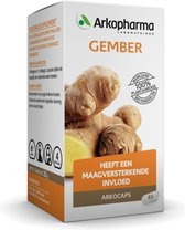 Arkocaps Gember - 45 st - Voedingssupplement