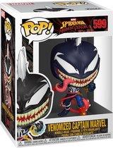 Funko Pop! Marvel: Max Venom - Captain Marvel - CONFIDENTIAL