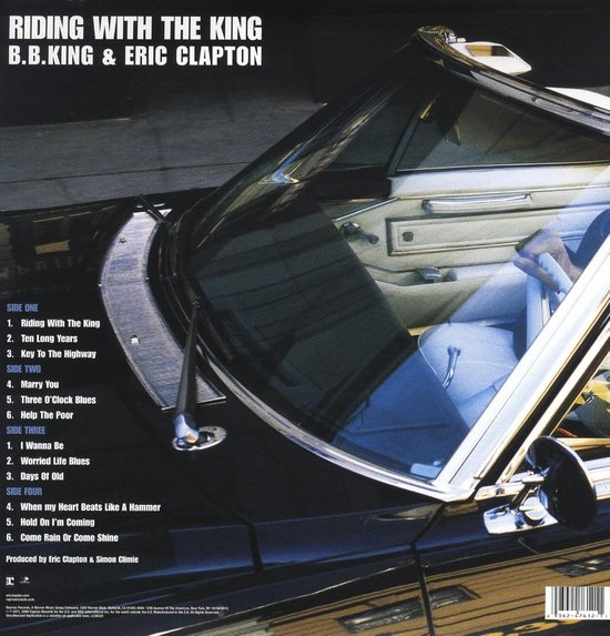 Riding With The King (LP) - B.B. King