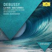 Nocturnes; Prelude; La Mer (Virtuoso)