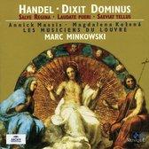 Dixit Dominus/Salve Regina/Laudate Pueri/Saeviat T