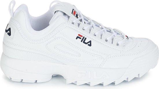 | Fila Dames Sneakers Disruptor II Premium Wit
