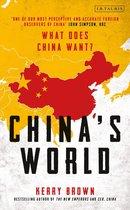Boek cover Chinas World van Kerry Brown