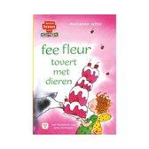 Leren lezen met Kluitman  -   fee fleur tovert met dieren.