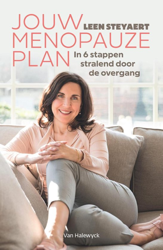 Jouw menopauzeplan - Leen Steyaert |