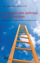 PM-reeks - Uw organisatie optimaal laten presteren