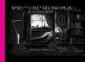 Omslag Notes on a Case of Melancholia, or: A Little Death