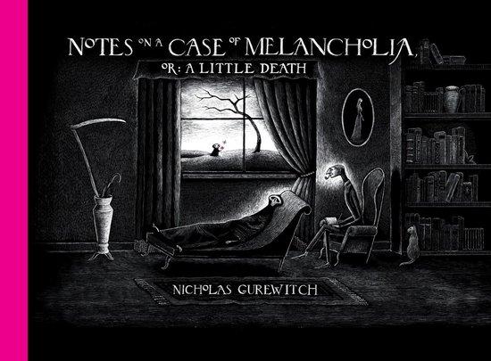 Omslag van Notes on a Case of Melancholia, or: A Little Death