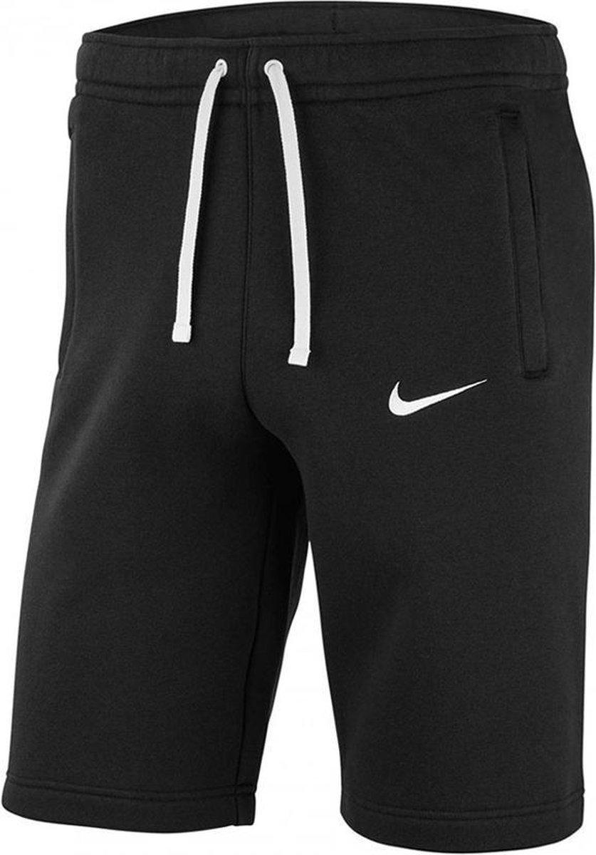 Nike Club 19 Fleece short heren grijs