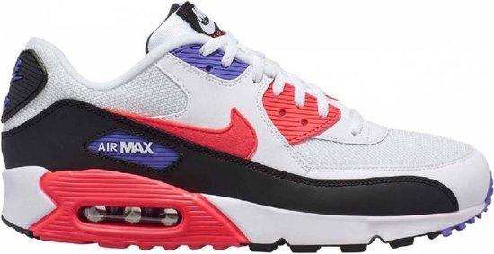 Nike Sneakers - Maat 42 - Mannen - wit/ paars/ rood