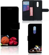 Sony Xperia 1 Wallet Case met Pasjes Sports