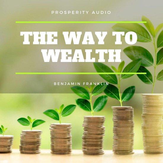 Boek cover The Way to Wealth van Benjamin Franklin (Onbekend)