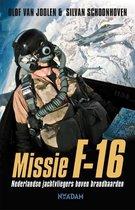 Boek cover Missie F-16 van Olof van Joolen (Paperback)