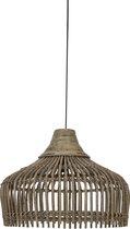 Light & Living Hanglamp ASPELLI - rotan naturel - M