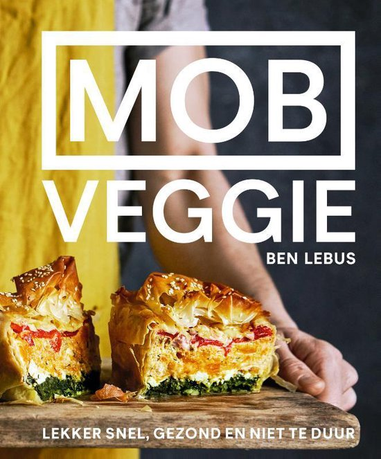 MOB veggie - Ben Lebus pdf epub