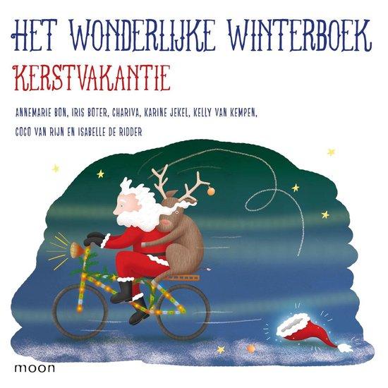 Boek cover Het wonderlijke winterboek - Kerstvakantie van Cora Sakalli (Onbekend)