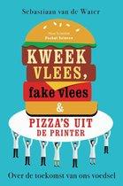 Pocket Science 10 - Kweekvlees, fake vlees en pizza's uit de printer