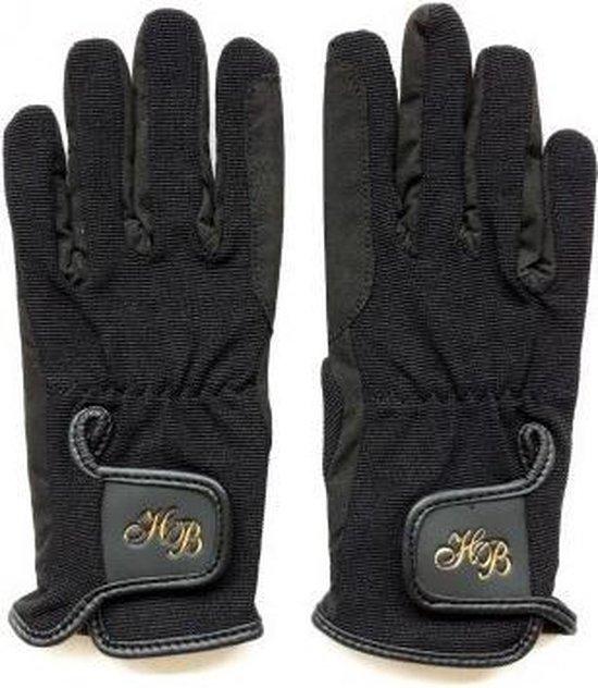 HB Washable Gloves - Zwart - M